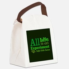 All Life Canvas Lunch Bag