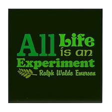 All Life Tile Coaster