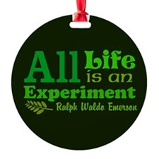 All Life Ornament