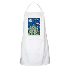 New Orleans Christmas Apron