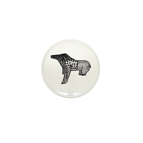 Ammut - Eqyptian Diety Mini Button (10 pack)