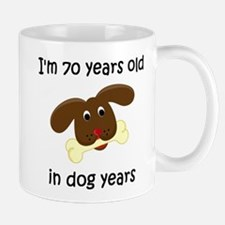 10 dog years 4 Mugs