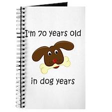 10 dog years 4 - 2 Journal