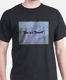This is a Thneed! Blue - The Lorax T-Shirt