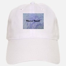 This is a Thneed! Blue - The Lorax Baseball Baseball Cap