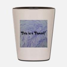 This is a Thneed! Blue - The Lorax Shot Glass