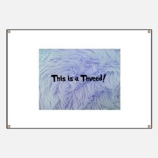 This is a Thneed! Blue - The Lorax Banner