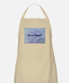 This is a Thneed! Blue - The Lorax Apron