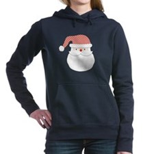 Santa Claus Women's Hooded Sweatshirt