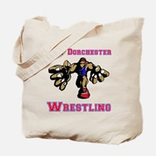 Fort Dorchester Wrestling Tote Bag