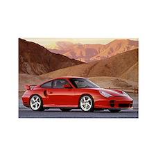 Porsche 911 Turbo Magnets