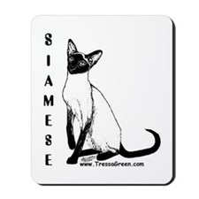 Siamese Mousepad