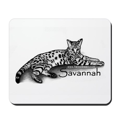 Savannah Mousepad