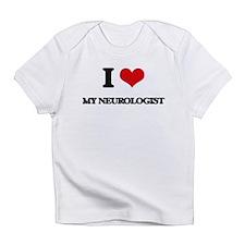I Love My Neurologist Infant T-Shirt