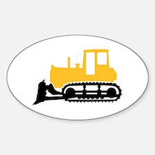 Bulldozer Decal