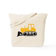 Bulldozer Tote Bag