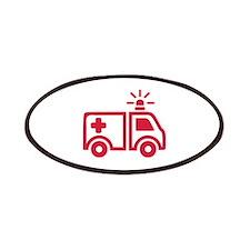 Ambulance car Patches