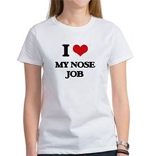 I Love My Nose Job T-Shirt