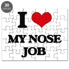I Love My Nose Job Puzzle