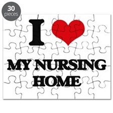 I Love My Nursing Home Puzzle