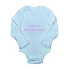 Unique Surgeon Long Sleeve Infant Bodysuit