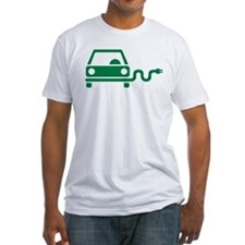 Green electric car Shirt