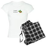 Veggie Wizard Women's Light Pajamas