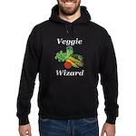 Veggie Wizard Hoodie (dark)