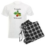 Veggie Wizard Men's Light Pajamas