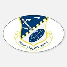908th Airlift Wing Decal