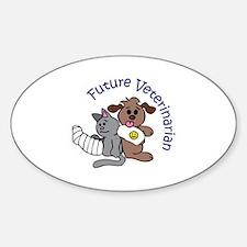 FUTURE VETERINARIAN Decal