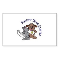 FUTURE VETERINARIAN Decal
