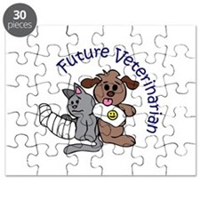FUTURE VETERINARIAN Puzzle