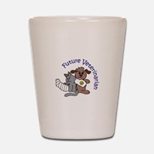 FUTURE VETERINARIAN Shot Glass