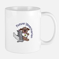 FUTURE VETERINARIAN Mugs