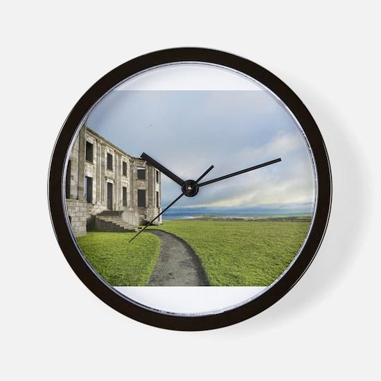 Northern Ireland photo Wall Clock