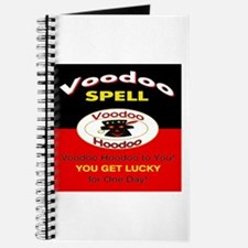 Lucky Voodoo Day Journal