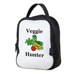 Veggie Hunter Neoprene Lunch Bag