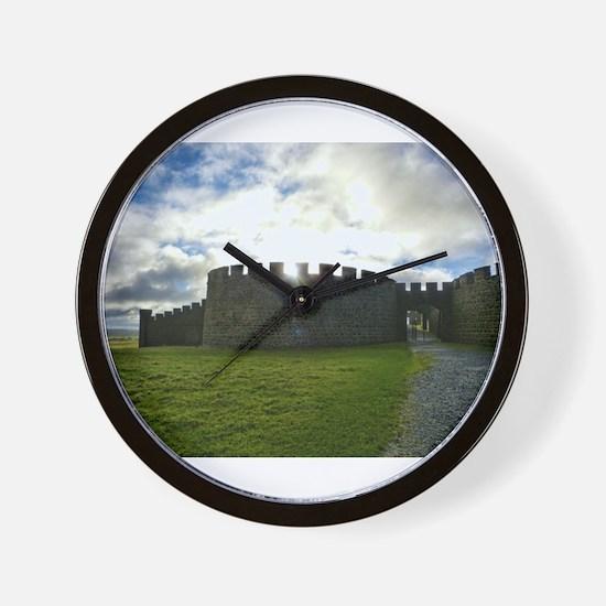 Cute Northern ireland Wall Clock