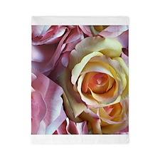 mixed-roses Twin Duvet