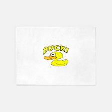 Ducky 5'x7'Area Rug