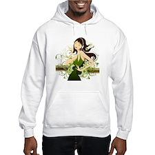 Fashion girl graphic Hoodie