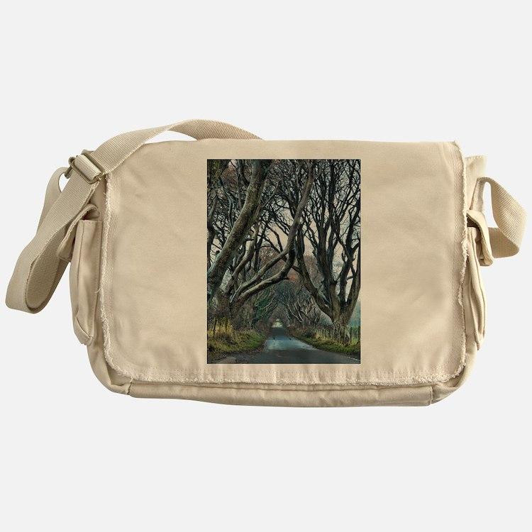 Cute Game thrones Messenger Bag