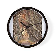 Unique Games thrones Wall Clock