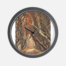Game thrones Wall Clock