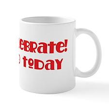 Celebrate: 100 birthday Mug