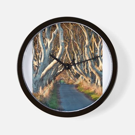 Unique Northern ireland Wall Clock