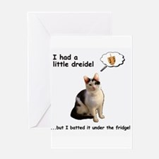 Cute Dreidel Greeting Card