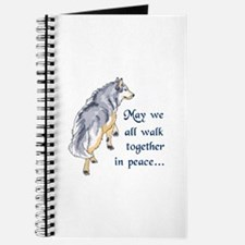 WALK TOGETHER IN PEACE Journal