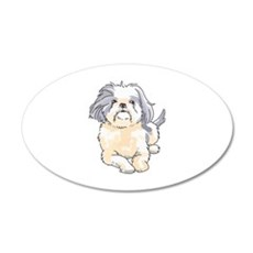 SHIH TZU PUP Wall Decal